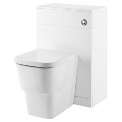 Elegance Aquapure 1 Gloss White 550 Wc Unit