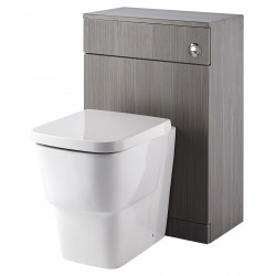 Elegance Aquapure 1 Avola Grey 550 WC Unit