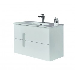 Elegance Swift 800mm Wall Unit And Basin