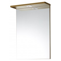 Elegance Aquachic 500 Natural Oak Mirror