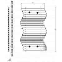 Hudson Reed Kingston Designer Radiator image