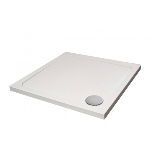 Elegance Designer Square Shower Tray image