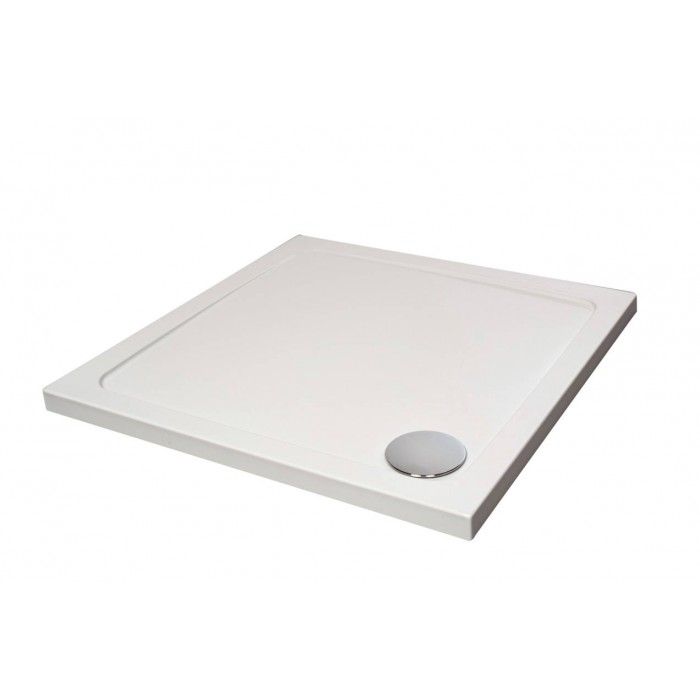 Elegance Designer Square Shower Tray | Shower Trays | Splashe.co.uk