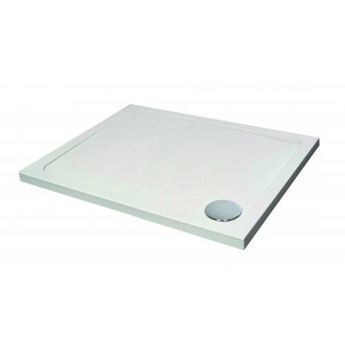Elegance Designer Rectangle Shower Tray image