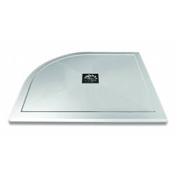 Elegance Slimline Offset Quad Shower Tray
