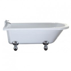 Elegance Bentham 1700 X 750mm Single Ended Freestanding Bath
