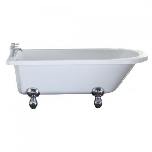 Elegance Bentham 1700 X 750mm Single Ended Freestanding Bath image