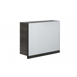Elegance Aquatrend Avola Grey 500mm Gas-lift Mirror