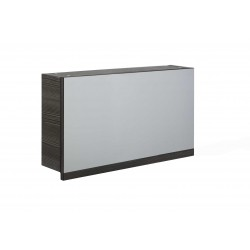 Elegance Aquatrend Avola Grey 700mm Gas-lift Mirror