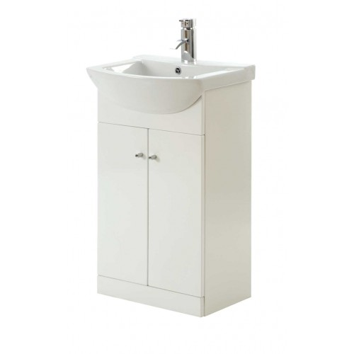 Elegance Aquapure 1 Gloss White 550 Base Unit image