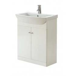 Elegance Aquapure 1 Gloss White 650 Base Unit