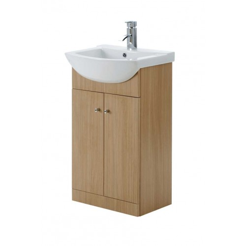 Elegance Aquapure 1 Light Oak 550 Base Unit image