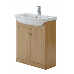 Elegance Aquapure 1 Light Oak 650 Base Unit