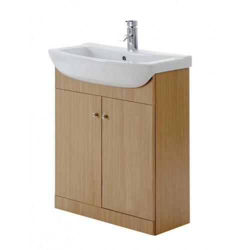 Elegance Aquapure 1 Light Oak 650 Base Unit image