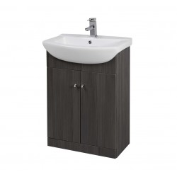 Elegance Aquapure 1 Avola Grey 650 Base Unit