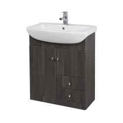 Elegance Aquapure 1 Avola Grey 750 Base Unit