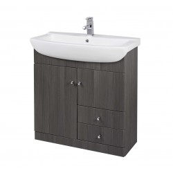 Elegance Aquapure 1 Avola Grey 850 Base Unit