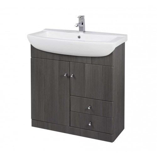 Elegance Aquapure 1 Avola Grey 850 Base Unit image