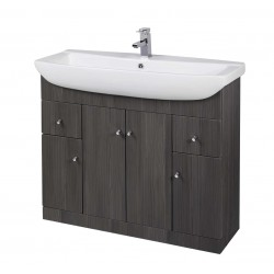 Elegance Aquapure 1 Avola Grey 1050 Base Unit