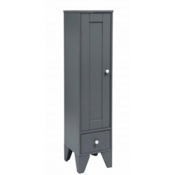 Elegance Aquamode 1 Dust Grey Tall Unit