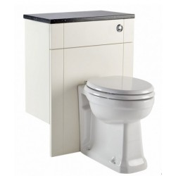 Elegance Aquamode 2 Crema 600mm WC Unit