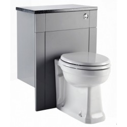Elegance Aquamode 2 Dust Grey 600mm Wc Unit