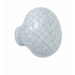 Elegance Aquamode Crackle Glaze Handle