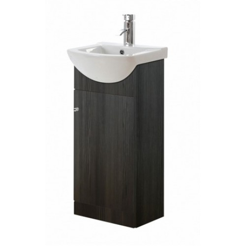 Elegance Aquapure 1 Avola Grey 450 Base Unit image