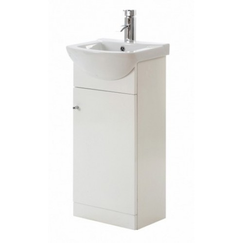 Elegance Aquapure 1 Gloss White 450 Base Unit image