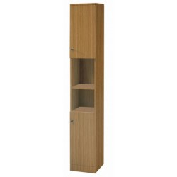 Elegance Aquapure 1 Light Oak Tall Column Unit