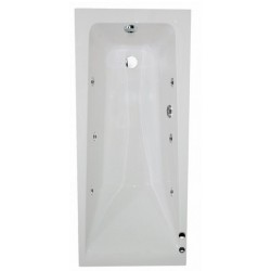 Elegance Atlanta 1700 X 700mm 6 Jet Whirlpool Bath