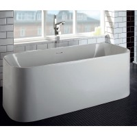 Elegance Eclipse Twin Skinned Freestanding Double-Ended Bath image