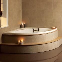 Elegance Lagoon 1200 X 1200mm Corner Bath