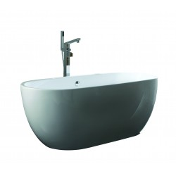 Elegance Summit 1700 X 680mm Twin Skinned Luxury Freestanding Bath