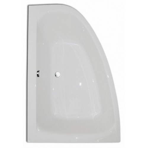 Elegance Cloud 1500 X 1000mm Corner Left Hand Bath