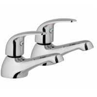 Elegance Compact Bath Taps HP1 image