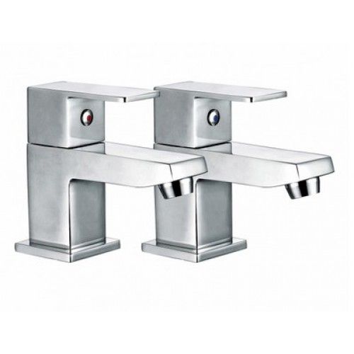 Elegance Cube Bath Taps MP image