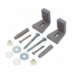 Elegance Quick Fixing Screws for Wall Hung Pans