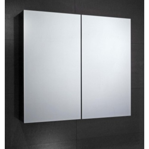 Elegance Fulford Double Mirrored Cabinet image