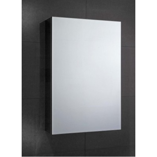 Elegance Fulford Single Mirrored Cabinet image