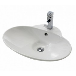 Elegance Geona 635 X 505mm Countertop Basin