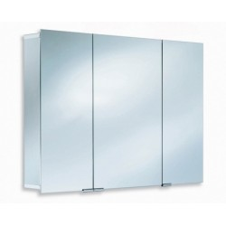 Elegance HSK 1050 Mirrored Cabinet Without Lights