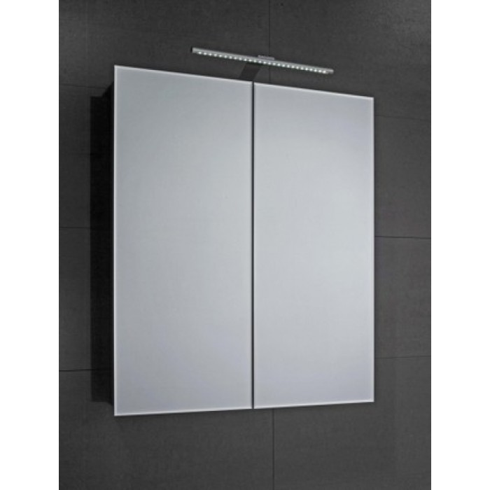 howden double mirrored cabinet bathroom cabinets