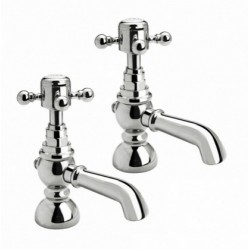 Elegance  Edwardian Basin Taps MP