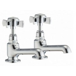 Elegance Victorian Basin Taps MP