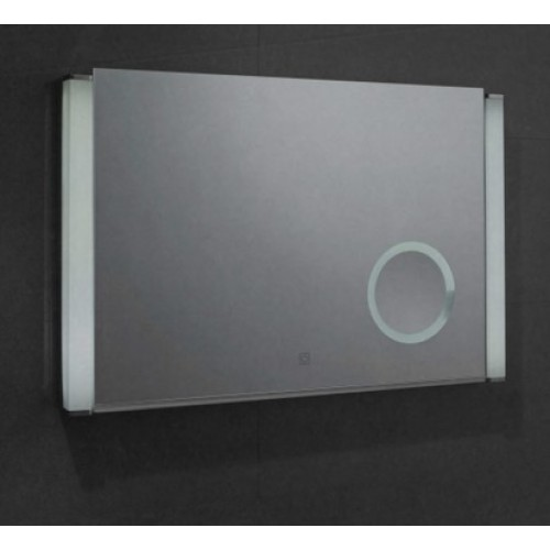 Elegance Kilmore Mirror With Square Side Lights image