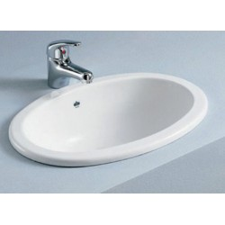 Elegance Lily 465mm Over Counter Basin