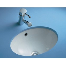 Elegance Rosa Under Counter Basin