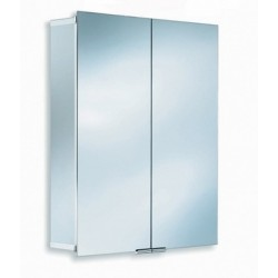 Elegance HSK 600mm Mirrored Cabinet Without Lights