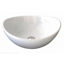 Elegance Shell 390mm Countertop Basin